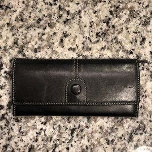 LOFT Leather Wallet